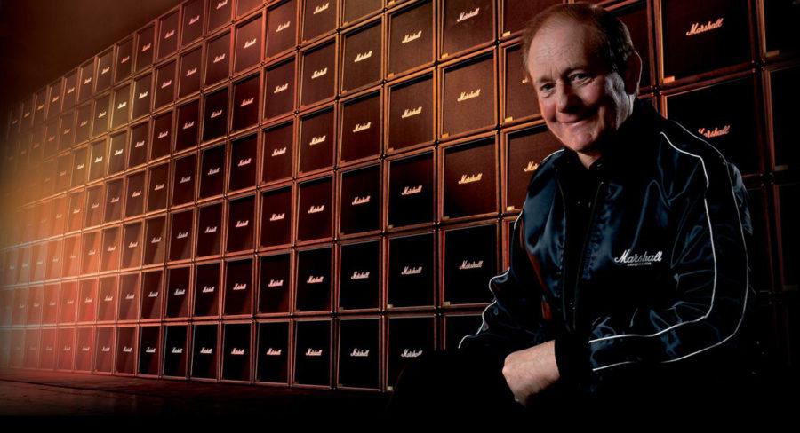 Jim Marshall AMP - основатель компании