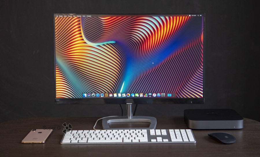 Характеристики Mac mini 2018