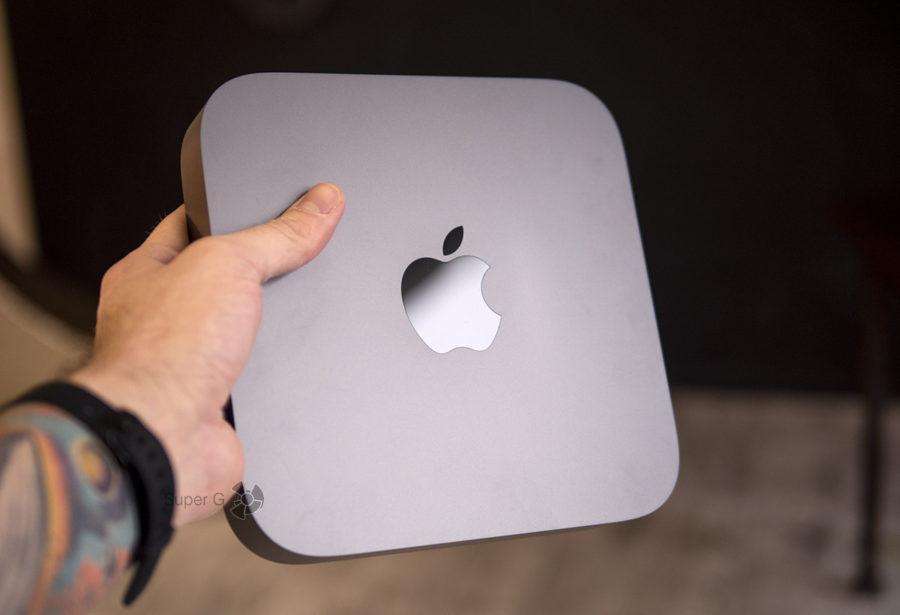 Габариты Mac mini 2018