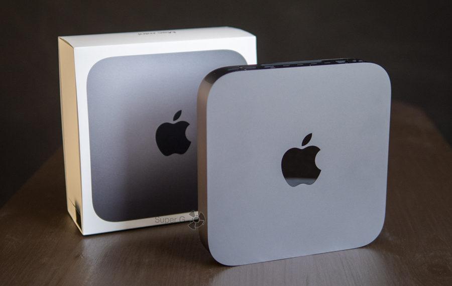 Комплект Mac mini 2018