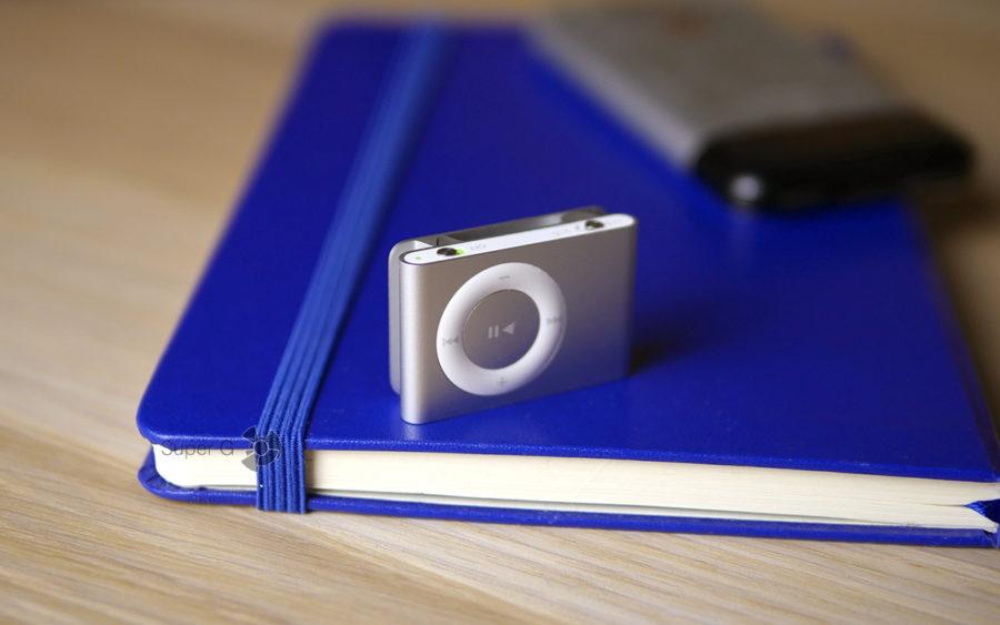 iPod Shuffle второго поколения