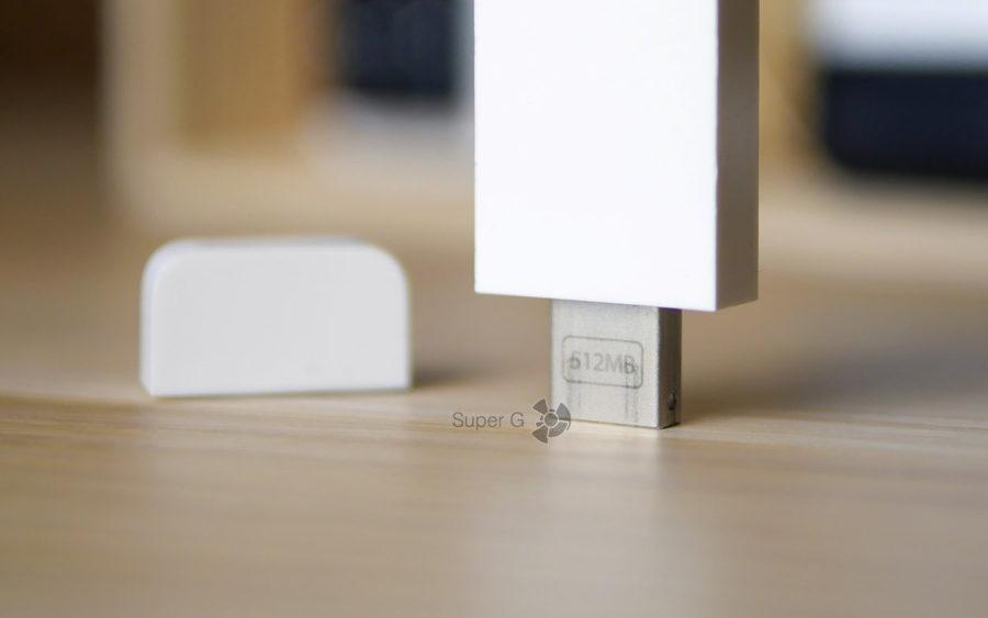 iPod Shuffle первого поколения на 512 МБ