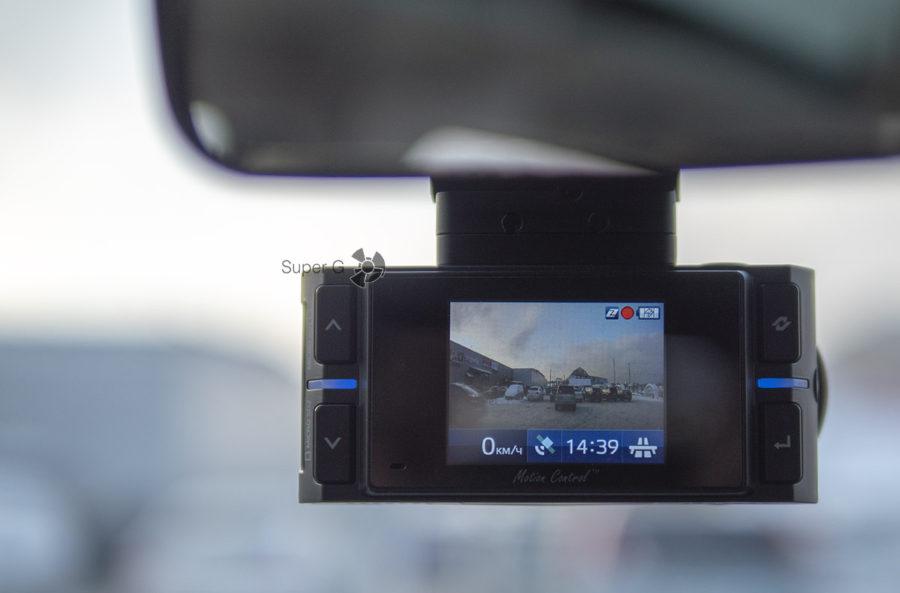 Экранчик Neoline X-COP 9200