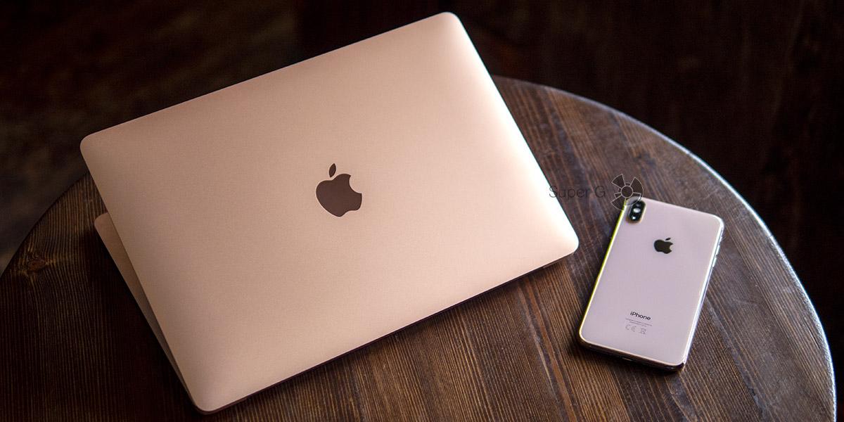 Характеристики MacBook Air 2018 и сравнение с Air 2017