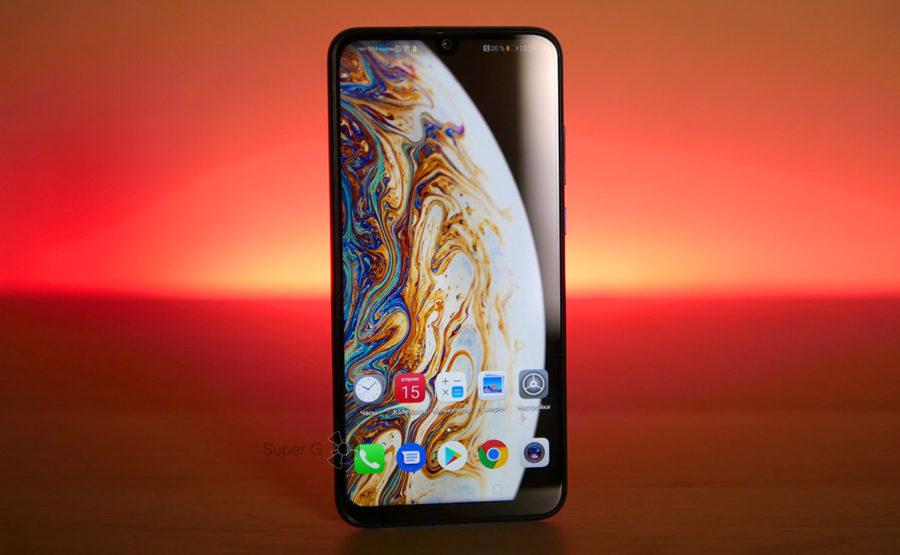Дисплей Huawei P Smart 2019