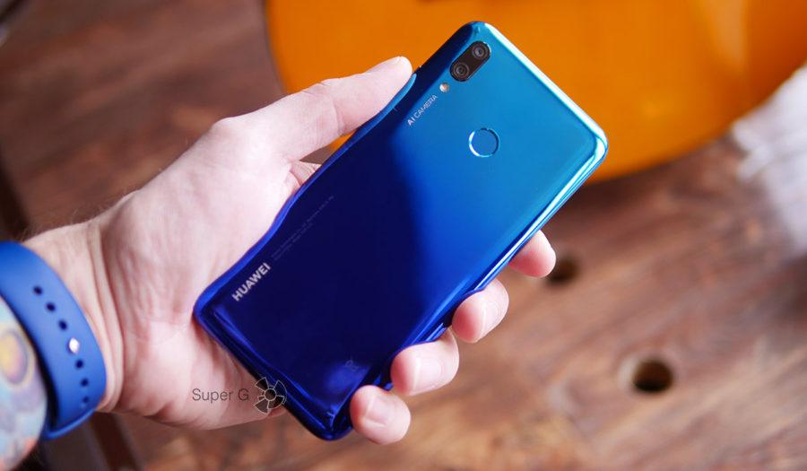 Huawei P Smart 2019 характеристики