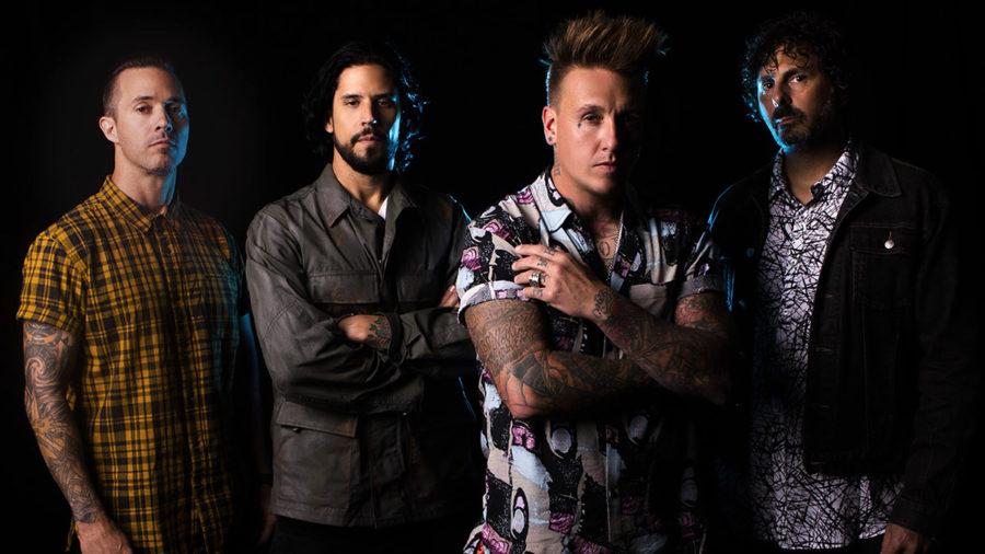 Papa Roach новый альбом