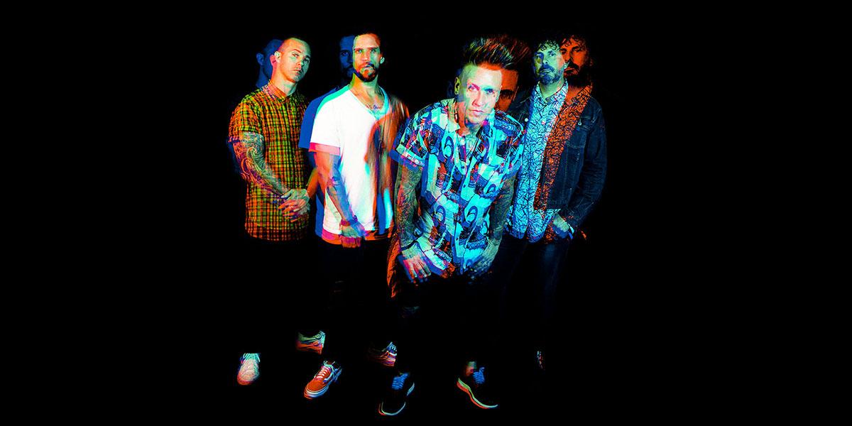 Обзор нового альбома Papa Roach - Who Do You Trust