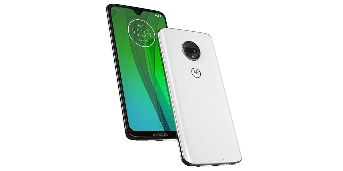 Motorola Moto G7 характеристики