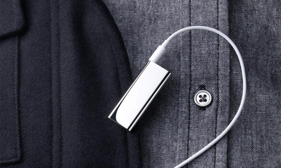 iPod Shuffle 3 со стальным корпусом