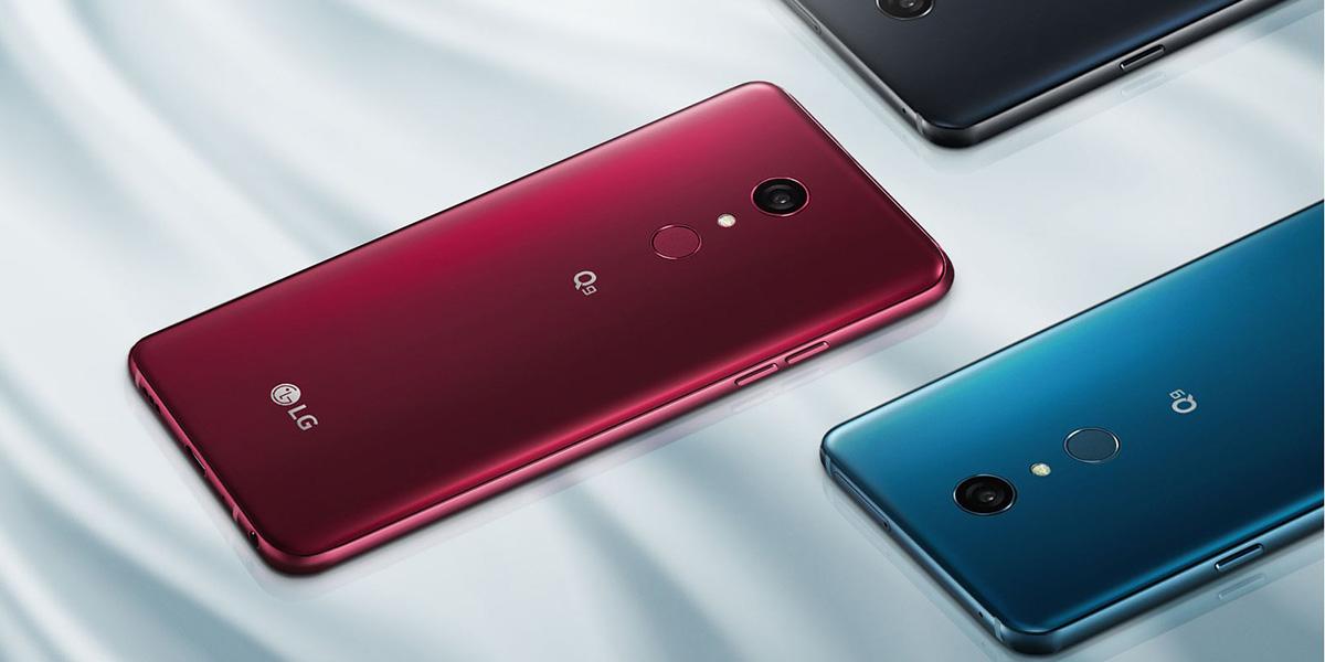 Цена LG Q9
