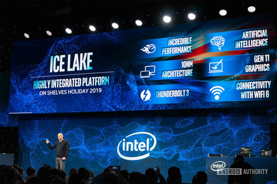 Презентация Intel Ice Lake