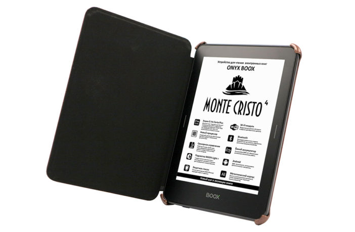 ONYX BOOX Monte Cristo 4 уже здесь. Налетай!
