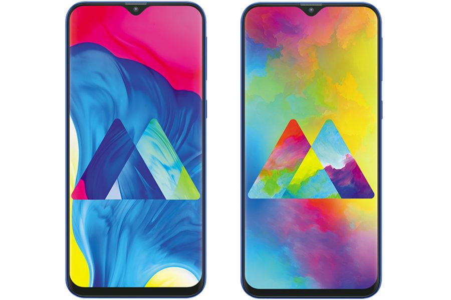 Дисплей Samsung Galaxy M20 и M10