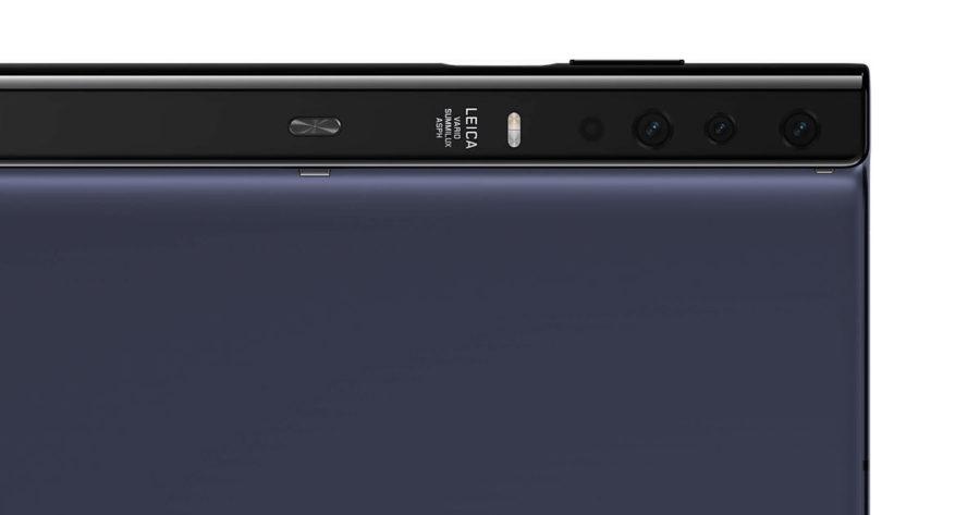Тест камер Huawei Mate X