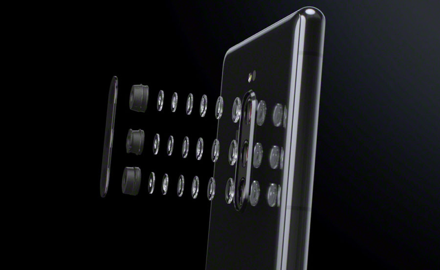 Камеры Sony Xperia 1