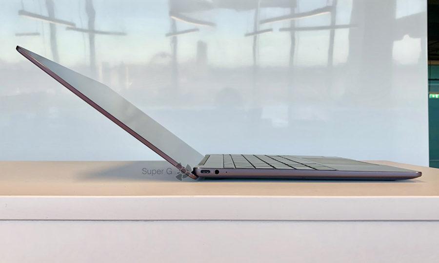 Габариты и вес Huawei MateBook 13