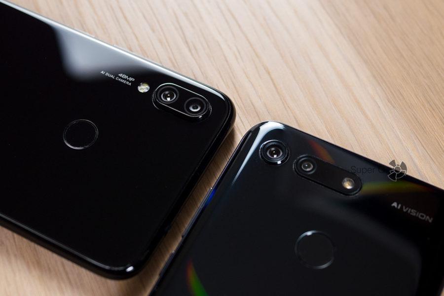 Тест камер Xiaomi Redmi Note 7 и Honor View 20 с примерами фотографий
