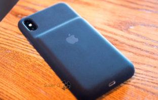 Обзор чехла Apple Smart Battery Case для iPhone XS Max