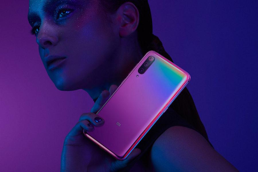 Короткий обзор Xiaomi Mi9