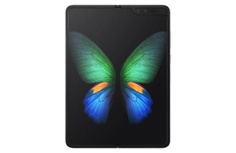 Samsung Galaxy Fold характеристики