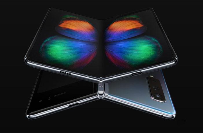 Samsung Galaxy Fold - крутой, дорогой, максимально странный