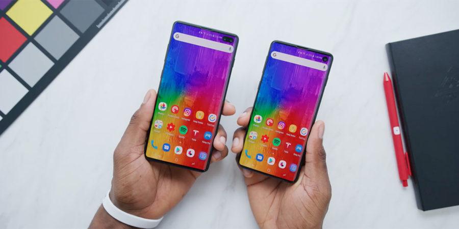 Samsung Galaxy S10 цена и характеристики