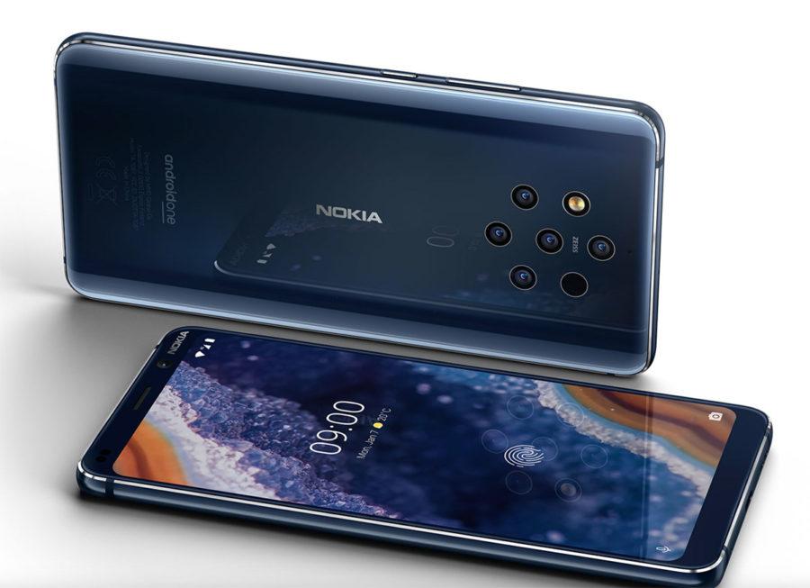 Характеристики Nokia 9 PureView