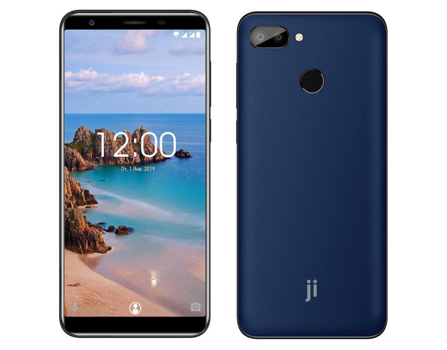 Jinga Win Pro цена и характеристики смартфона