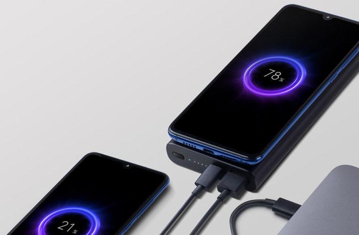 Xiaomi Mi Wireless Power Bank 10000 mah for Xiaomi mi9