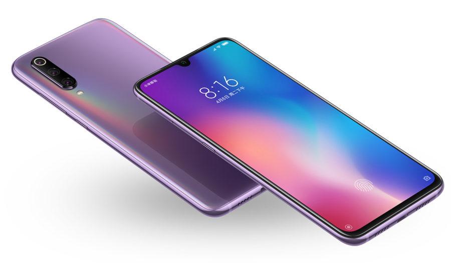 Xiaomi Mi9 цена