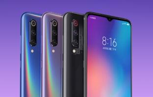 Характеристики Xiaomi Mi9 и Xiaomi Mi9 Transparent Edition