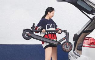 Электросамокат Xiaomi Mijia Electric Scooter Pro - мощнее, дальше, дороже