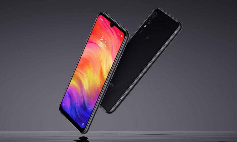 Xiaomi Redmi Note 7 черный купить