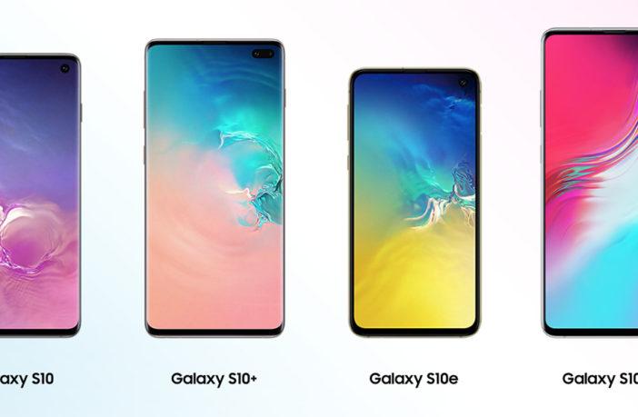 Всё о Samsung Galaxy S10 плюс секретный смартфон