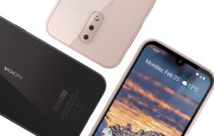 Еще 4 новых телефона от Nokia 2019