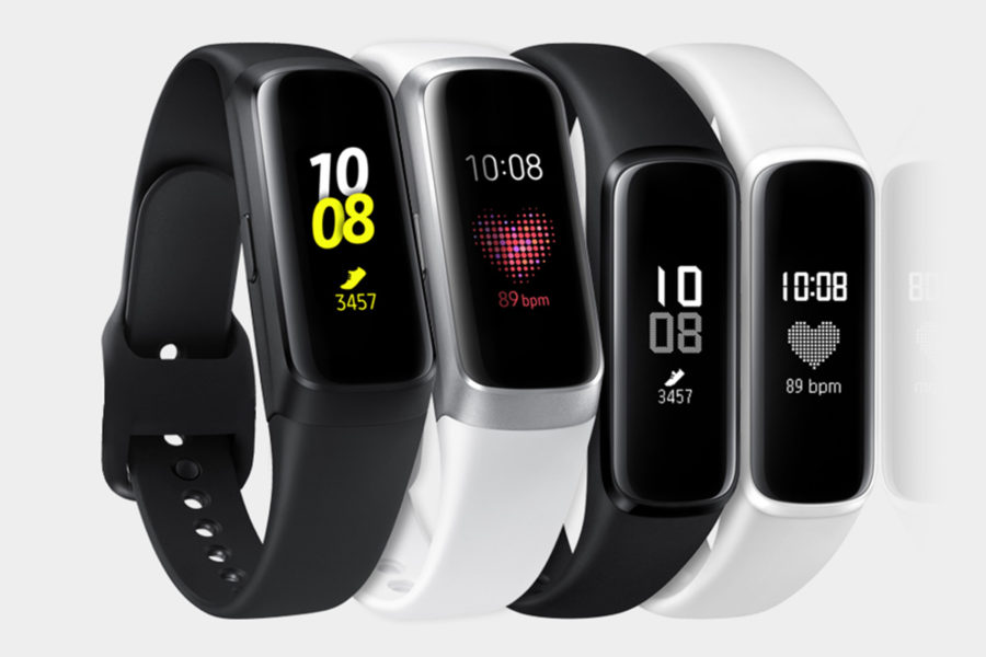 Дизайн Samsung Galaxy Fit