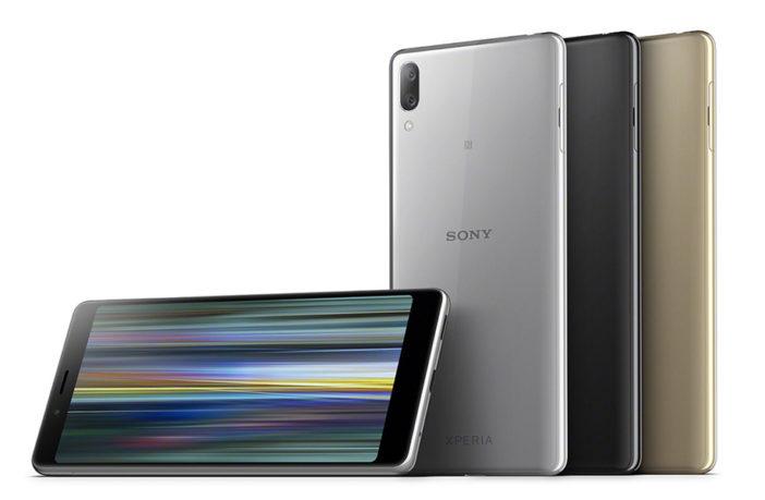 Технические характеристики Sony Xperia L3