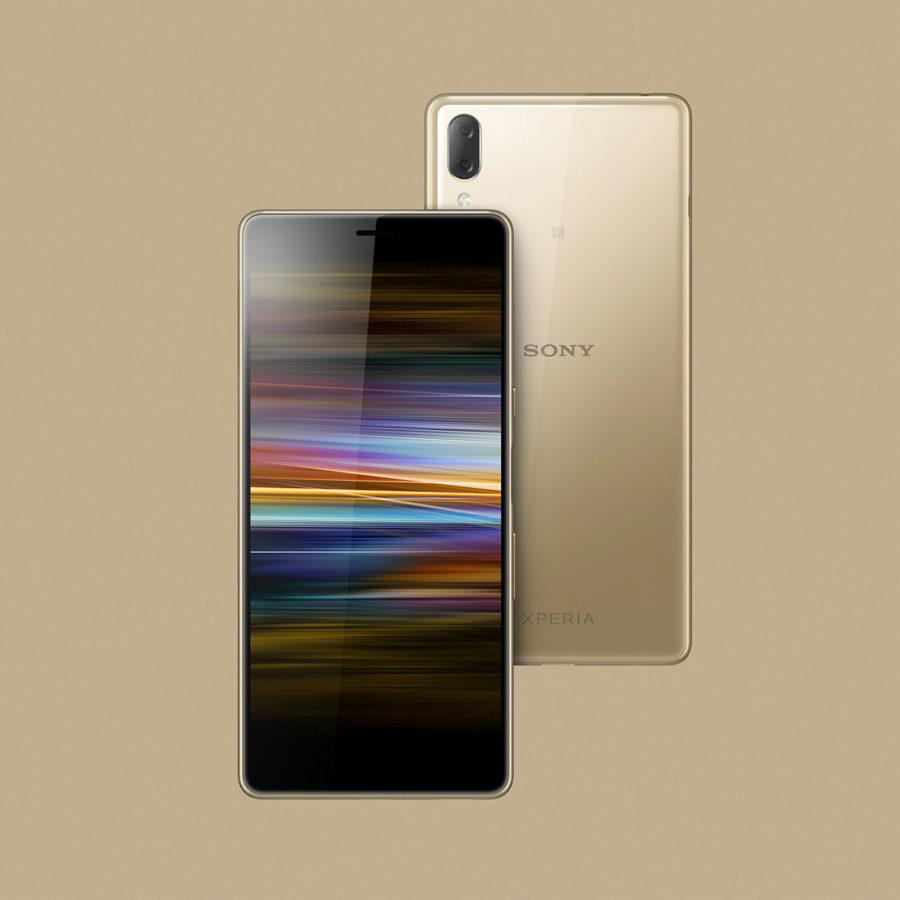 Купить Sony Xperia L3