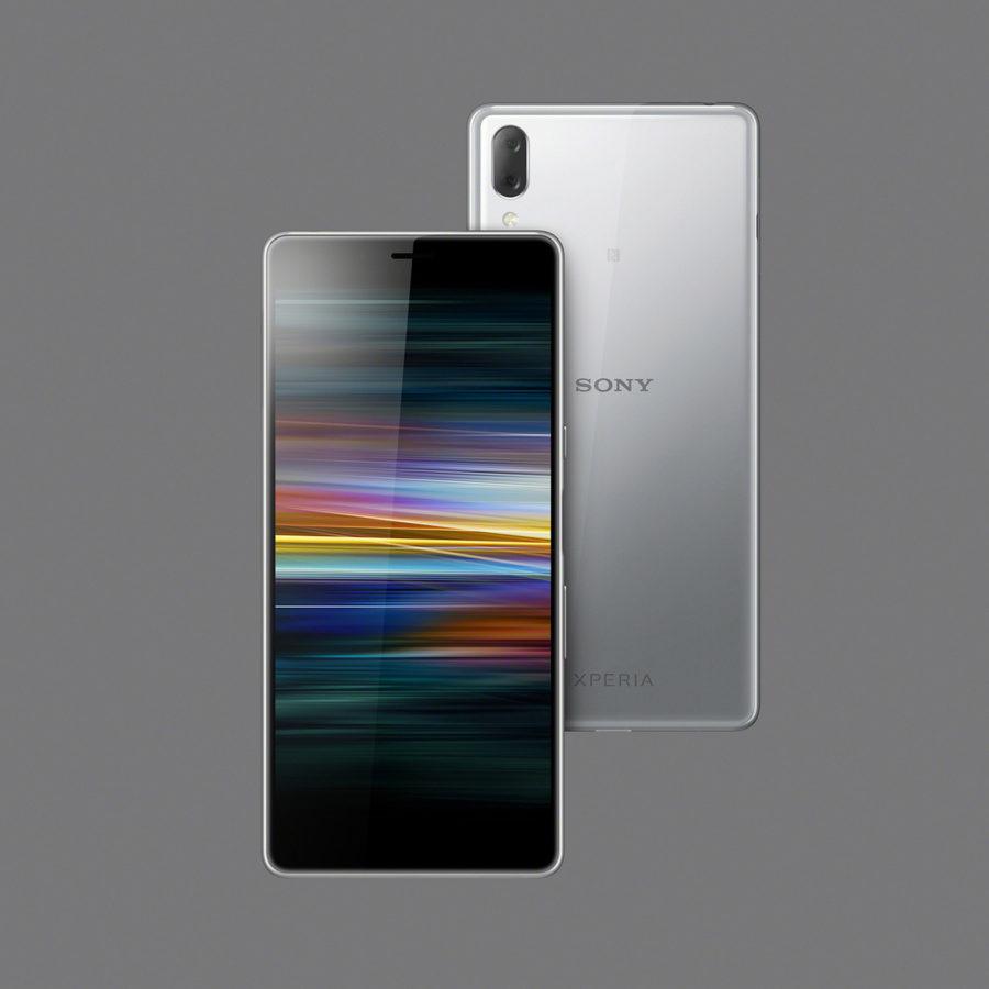 Краткий обзор Sony Xperia L3