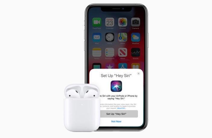 Apple AirPods 2 уже здесь. Что нового?