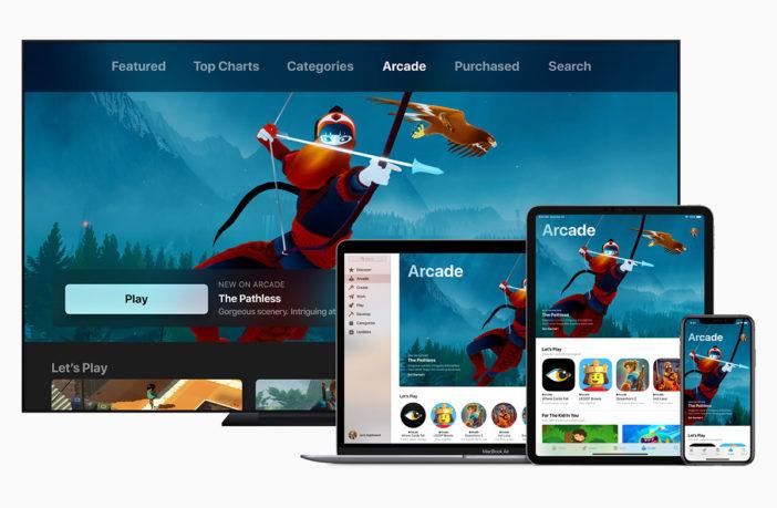 Apple запускает игровой сервис по подписке