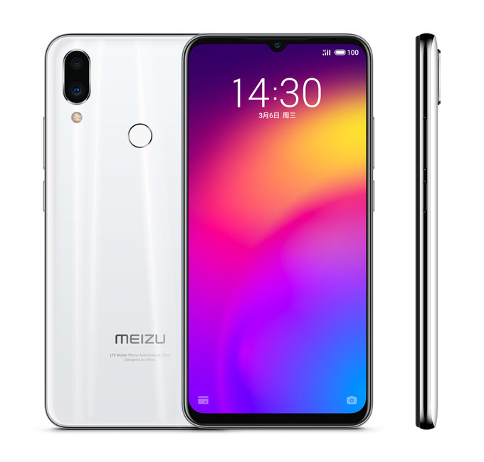 Meizu Note 9 Белый
