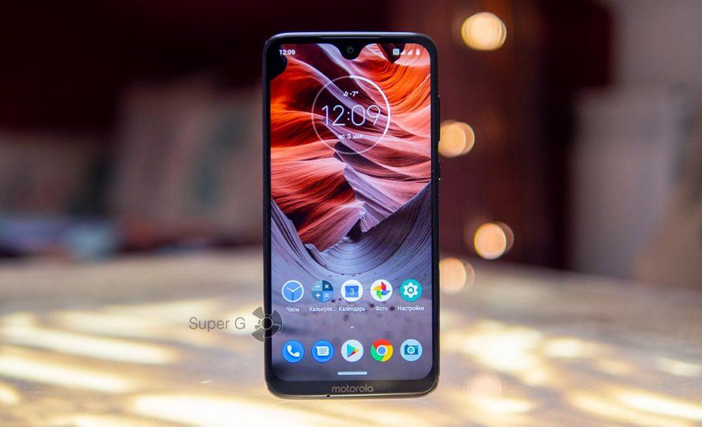 Купить Motorola Moto G7