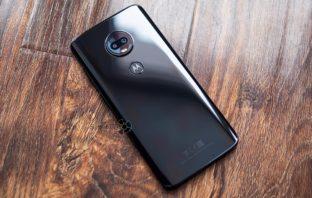 Обзор Motorola Moto G7