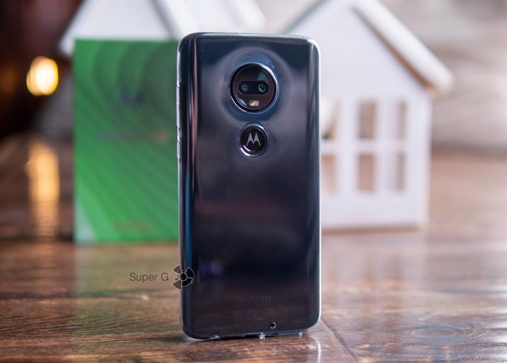 Чехол для Motorola Moto G7