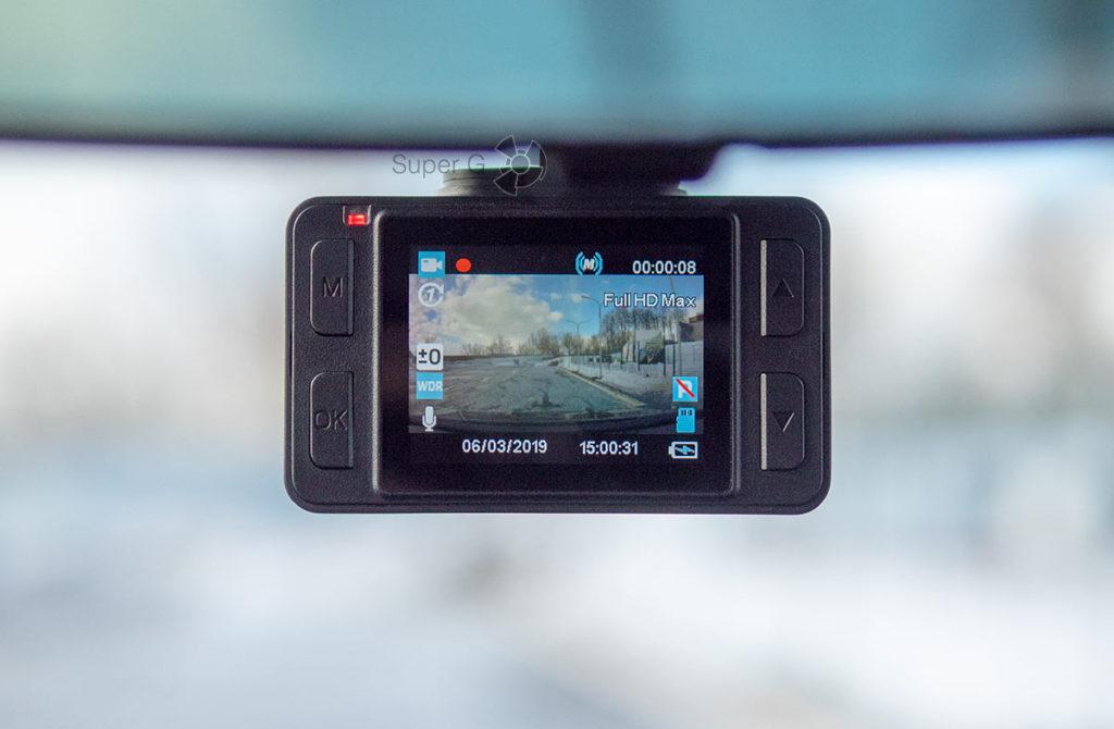 Экран Neoline G-Tech X72
