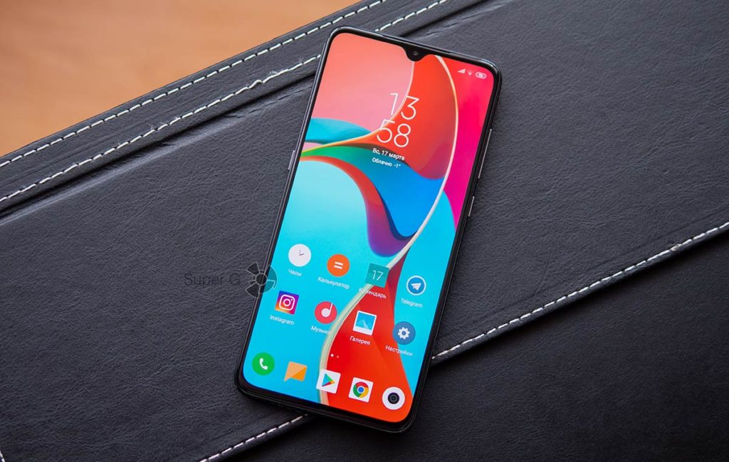 Цена Xiaomi Mi 9 в России
