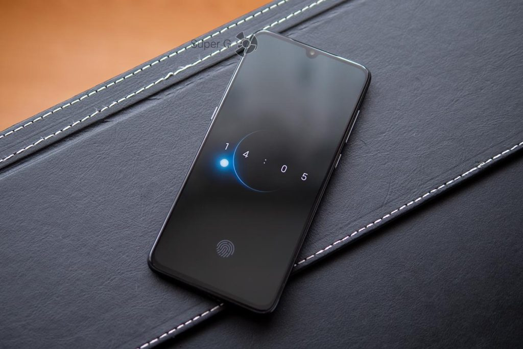 Функция Always On Display Xiaomi Mi 9