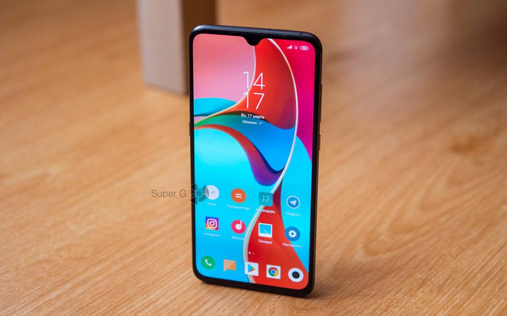 Экран AMOLED Xiaomi Mi 9